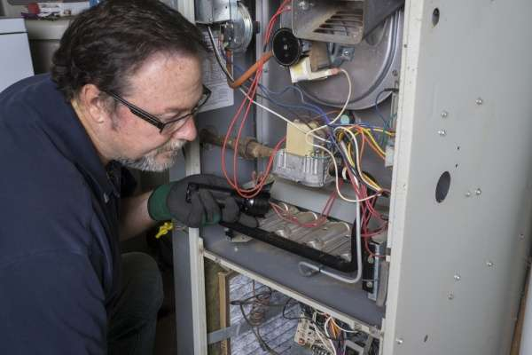 Furnace Installation from Bradford Air & Heating
